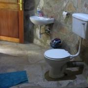 Bougainvillea bathroom