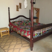 Bougainvillea double bed