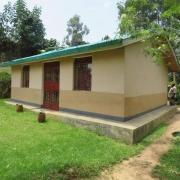 Cottage accommodation bunyonyi lake