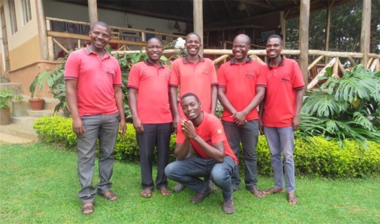Itambira Island Team