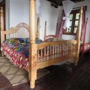 Zinnia double plus single beds
