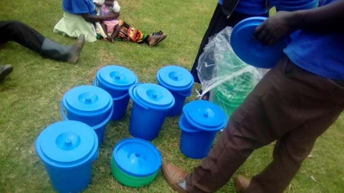 christmas gifts 2020 buckets