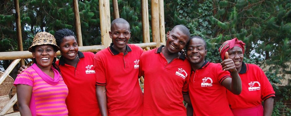 itambira island seeds of hope